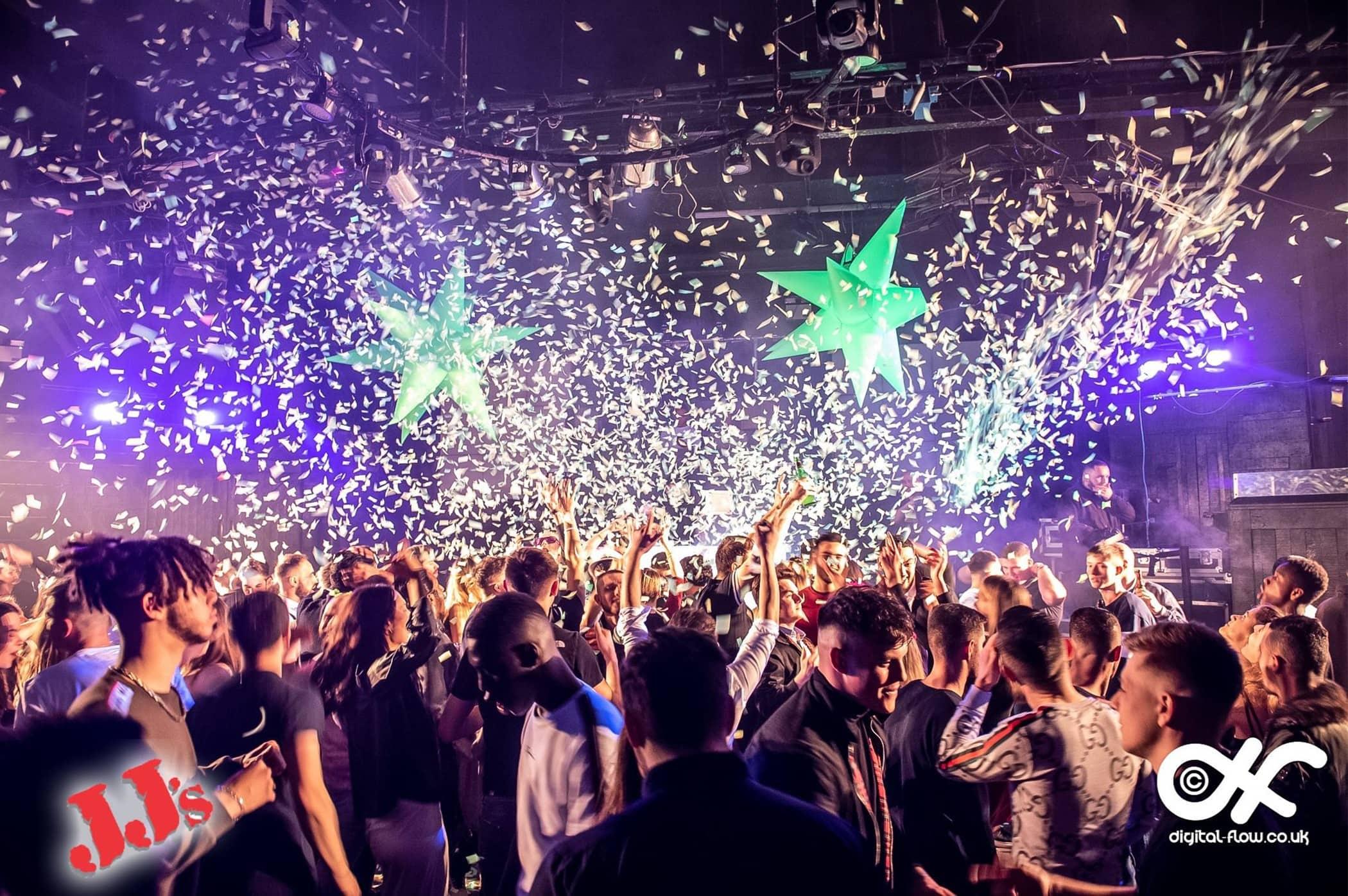 nightclub events, club theme