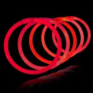red glow bracelets