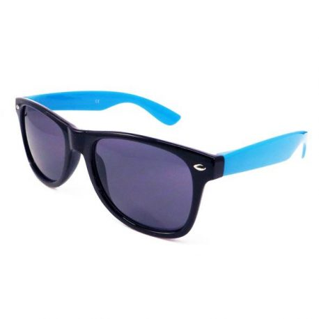 sunglasses black and blue, Two Tone Wayfarer Sun Glasses, Wayfarer Sun Glasses, Black and Blue Sun Glasses, Coloured SunGlasses, Wayfairer, wayfarer glasses, coloured wayfarer.