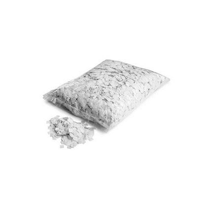 Bulk Bag of Biodegradable White Confetti, Wedding Confetti, Biodegradable Confetti, Snow Paper Confetti, Buy Snow Confetti, white paper confetti 10mm x 10mm, white confetti, large bag confetti