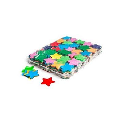 coloured confetti,