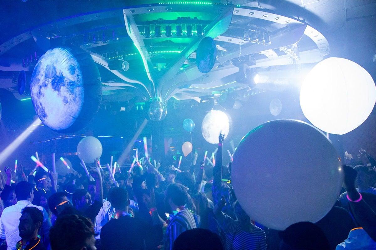 Full Moon Party, Full Moon Theme, UV Beach Party, Full Moon Event, Moon Party, Full Moon Parties.