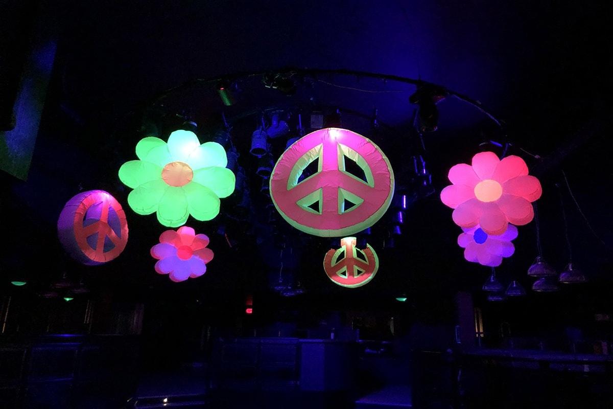 flower power theme, flower power event, 60s party, sixties party, hippy theme, hippy party, hippy party, flower power event uk, uk, cheltenham, gloucestershire, midlands, south west, flower power, event hire cheltenham.