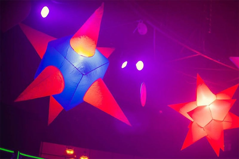 spiked cube hanging inflatable, giant inflatable hire, inflatable star, large inflatable star hire, inflatable hire, giant UV star hire, star inflatables, themed event, party hire, inflatable star hire, big inflatable star hire, inflatable decor, large stars hire, inflatable hire gloucestershire, inflatable hire gloucestershire, giant inflatable hire cheltenham, inflatable hire cheltenham, large inflatable hire, giant inflatable decor, hanging inflatable, giant inflatable hire., spiked inflatable, inflatable spiked cube.