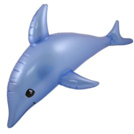 Party inflatables, cheap inflatables, inflatables, inflatable dolphin, sea inflatable, dolphin inflatable