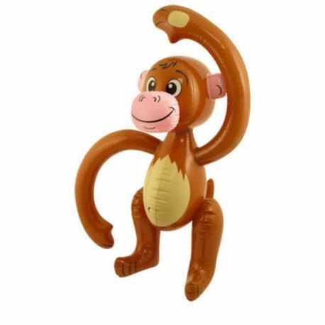 Monkey inflatable, inflatable Monkey, Zoo inflatables, safari inflatables, zoo inflatable, animal delivery, zoo blow ups, safari blow ups, cheap inflatables, inflatables, Monkey.