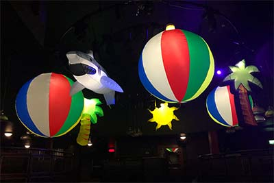 Inflatable Decor | Large Themed Event Inflatables
