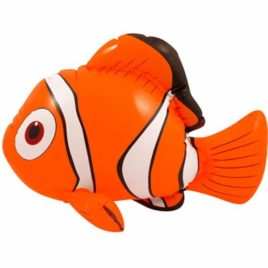 Party inflatables, cheap inflatables, inflatable nemo, inflatable clown fish, sea inflatable, clown fish inflatable