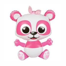 Pink Panda inflatable, inflatable Pink Panda, Zoo inflatables, safari inflatables, zoo inflatable, animal delivery, zoo blow ups, safari blow ups, cheap inflatables, inflatables, Pink Panda.