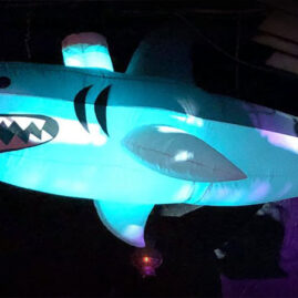 under the sea, sea themed party, sea party decorations