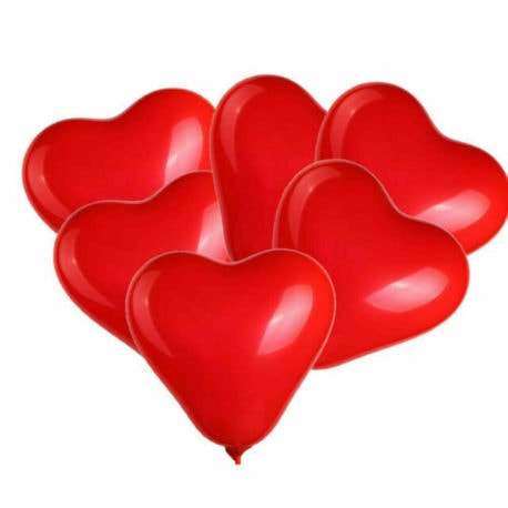 """heart balloons, High Quality 12"""" Valentine and Love Balloons"""