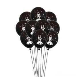 "space balloons, High Quality 12"" Space / Astronaut Balloons"