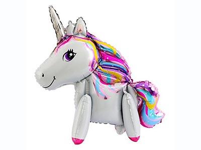 large unicorn balloon