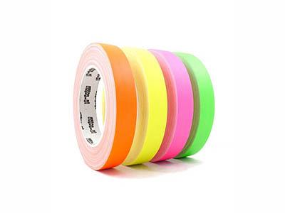 fluorescent tape, glow gaffer tape