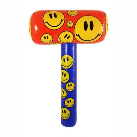 inflatable hammer, 48cm Inflatable Old Skool Hammer