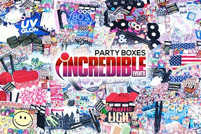 Themed Party Ideas | Party Box Event Delivery