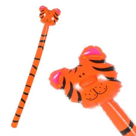 tiger inflatable, inflatable tiger, tiger inflatables, tiger inflatable stick, animal delivery, animal blow ups, safari blow ups, cheap inflatables, inflatables, tiger stick, stick tiger inflatable.