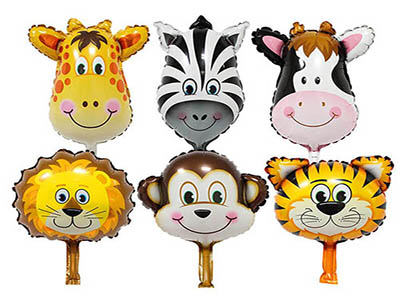 Large Foil Animal Balloons