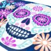 cinco de mayo flags, day of the dead flag decorations