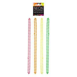 neon fluorescent necklaces