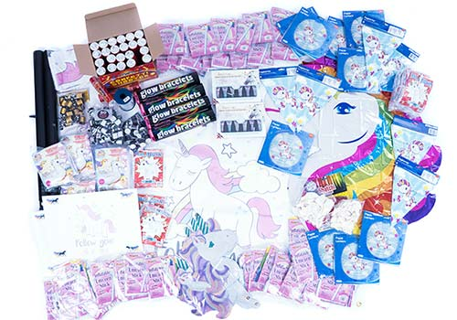 unicorn party supplies, unicorn party decorations