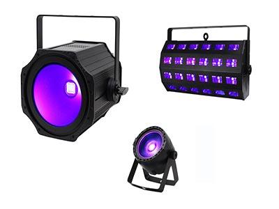 UV lighting hire UK
