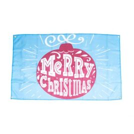 Christmas Flag, Christmas Banner, Christmas Decoration, Xmas Flag