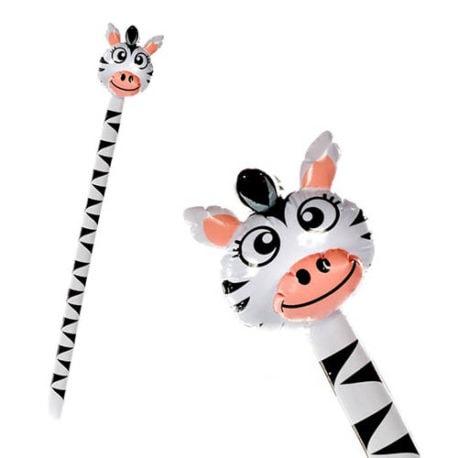 inflatable Zebra, Zebra inflatable, blow up Zebra.