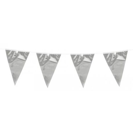 Silver Bunting