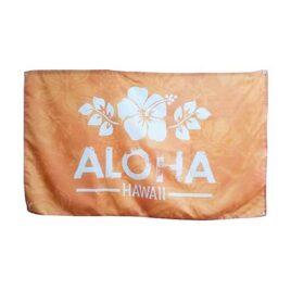 Aloha Hawaiian Flag
