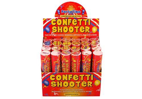 small confetti shooters