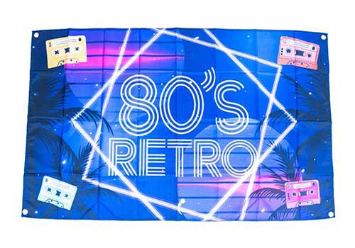 1980's theme party, 80's party theme, old skool party decorations, 80's decorations