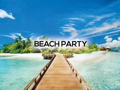 beach party packs