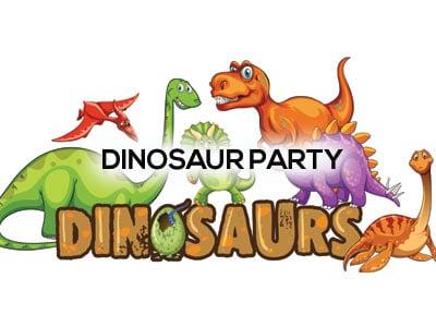 dinosaur party packs
