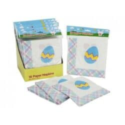 Easter Party Paper Napkins
