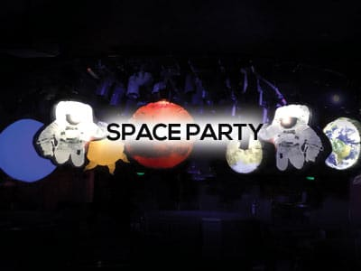 space party packs