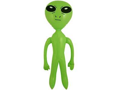 inflatable alien decoration