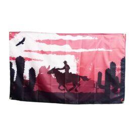 cowboy flags