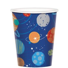 space theme cups