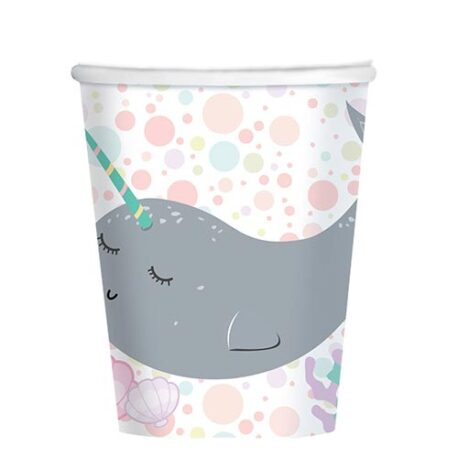 sea party cups
