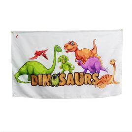 dinosaur flags