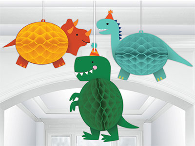 Dinosaur Mobile Decorations