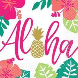 aloha napkins