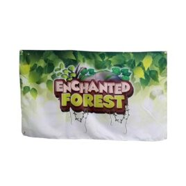 Enchanted Forest Flag, forest flags