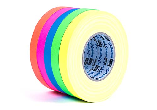 fluorescent duct tape