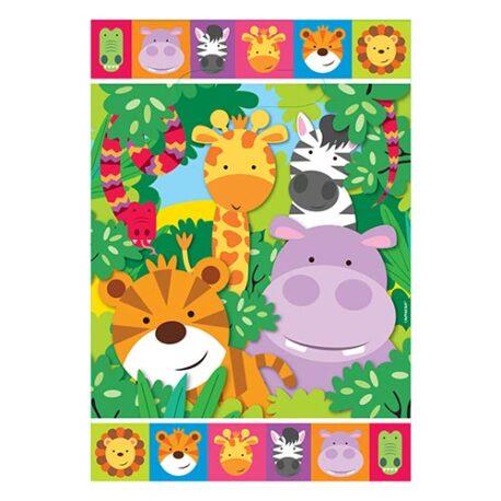 safari jungle party bags