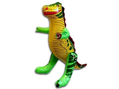 t rex inflatable