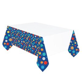 space tablecloth