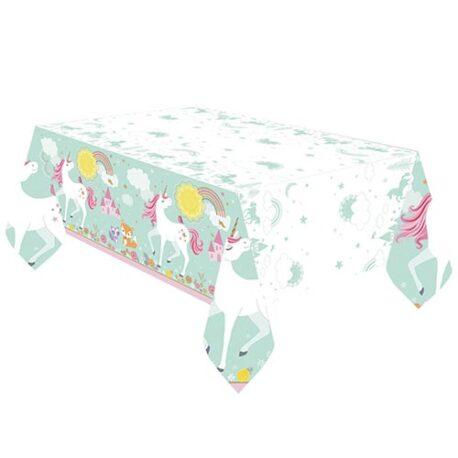 unicorn tablecloth