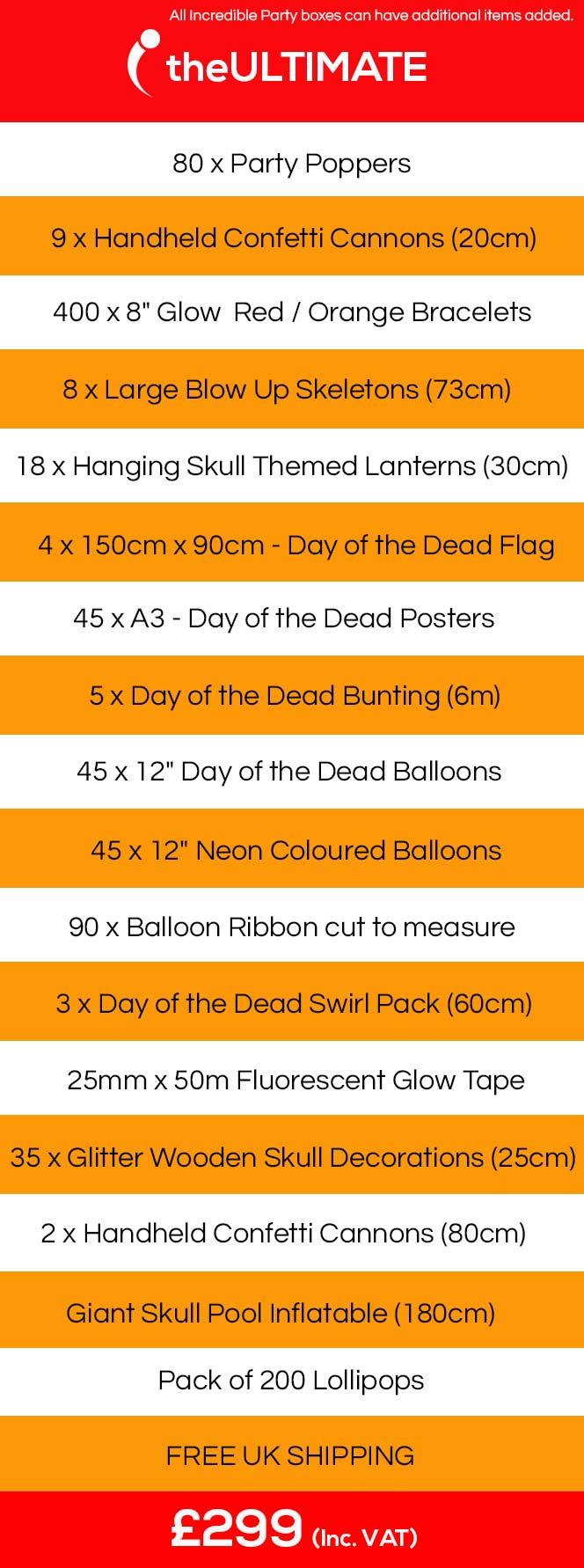 Day of the Dead Theme, Halloween, Día de los Muertos, Day of the dead Party